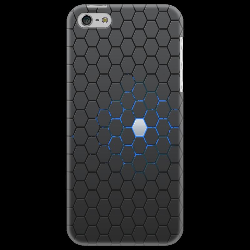 Чехол для iPhone 5 Printio Нано текстуры(nano texture) мастурбатор nano toys nano