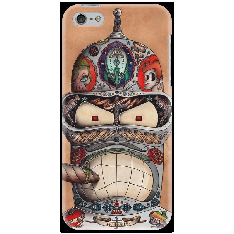 Чехол для iPhone 5 Printio Стильный чехол для вашего телефона! чехол