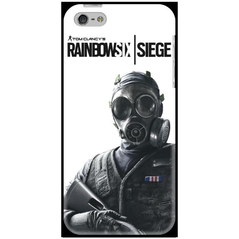 Чехол для iPhone 5 Printio Rainbowsix приваловские миллионы