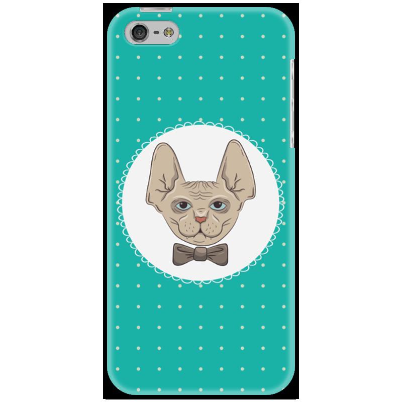 Чехол для iPhone 5 Printio Кот сфинкс абиссинский кот в харькове