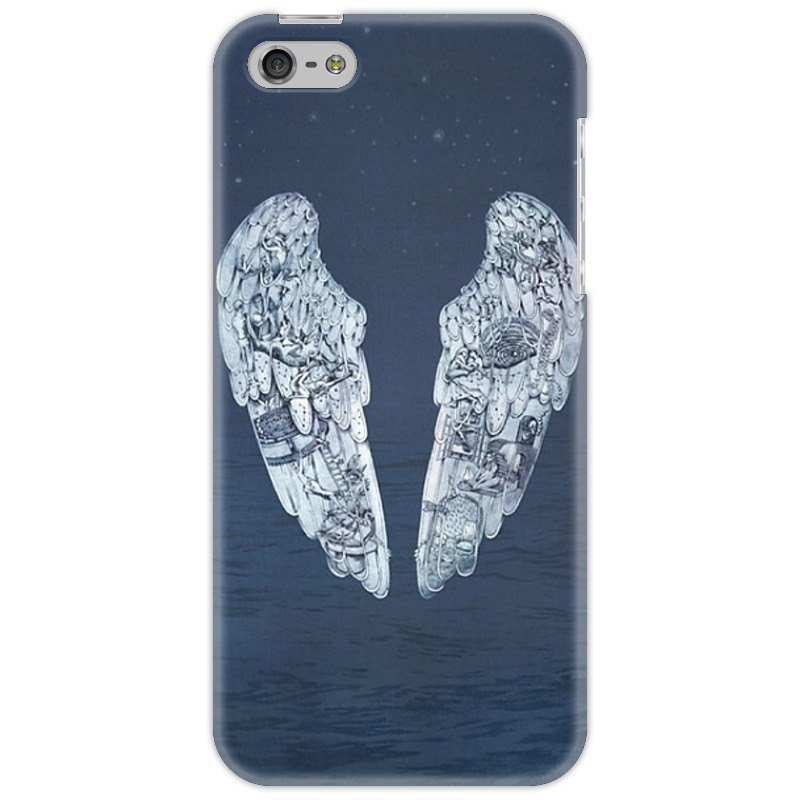 Чехол для iPhone 5 Printio Крылья крылья для старк луна