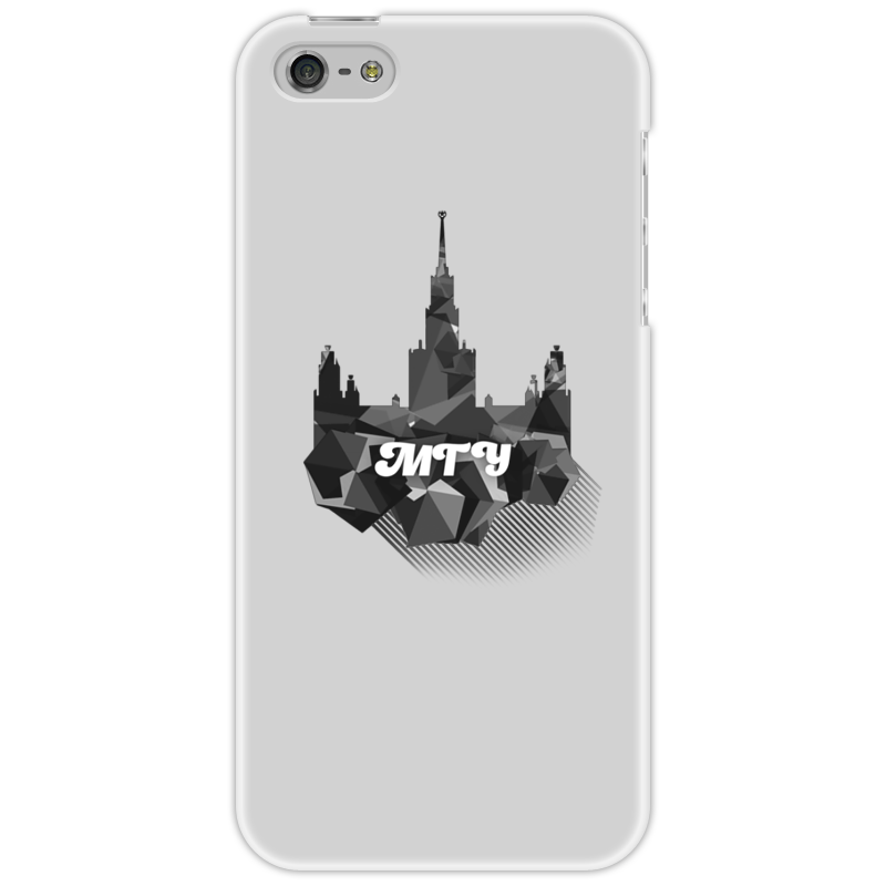 Чехол для iPhone 5 Printio Мгунив футболка wearcraft premium printio мгунив