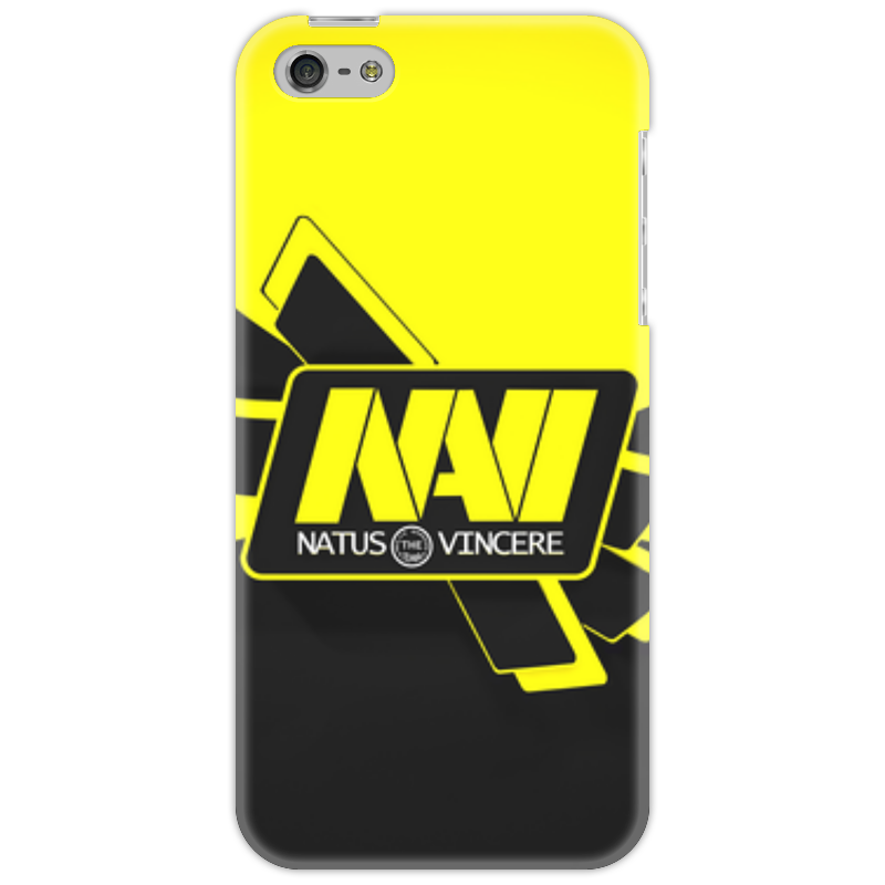 Чехол для iPhone 5 Printio Navi cs go худи print bar cs go asiimov black