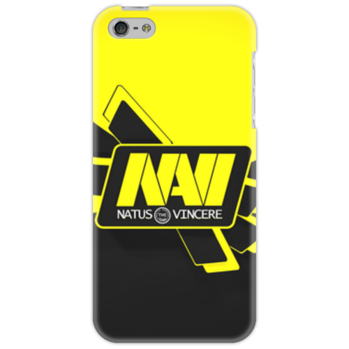 "Чехол для iPhone 5 ""NAVI CS GO"" - cs, counter strike, navi, go, cs go"