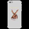 """Чехол для iPhone 5 """"Playboy Девушка"""" - плейбой, плэйбой, девушка, playboy"""