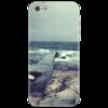 """Чехол для iPhone 5 """"Море осень"""" - арт, популярные, оригинально"""