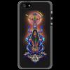 """Чехол для iPhone 5 """"Легенды майя"""" - оригинально, креативно"""