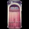 """Чехол для iPhone 5 """"Двери"""" - цвета, в подарок, оригинально, архитектура, двери"""