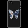 """Чехол для iPhone 5 """"Earthfly (5/5s)"""" - арт, популярные, оригинально"""
