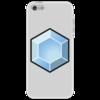 """Чехол для iPhone 5 """"Crystal case (5/5s)"""" - арт, стиль, креативно, выделись из толпы, минимализм"""