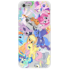 "Чехол для iPhone 5 ""My Little Pony"" - пони"