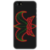 "Чехол для iPhone 5 ""Аб'iбас"" - арт"