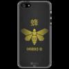 "Чехол для iPhone 5 ""Breaking Bad / Во Все Тяжкие"" - iphone, айфон, во все тяжкие, чехол, breaking bad, metilamina, bee, пчела, метиламин"