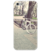 """Чехол для iPhone 5 """"Велосипед"""" - арт, популярные, фото, оригинально"""