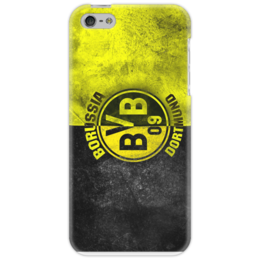 "Чехол для iPhone 5 ""Borussia Dortmund"" - футбол, футбольный клуб, дортмунд, borussia dortmund"