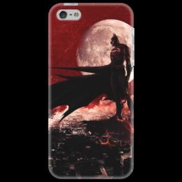 "Чехол для iPhone 5 ""Бэтмен"" - комиксы, batman, бэтмен, dc comics, готэм"