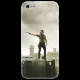 "Чехол для iPhone 5 ""Ходячие мертвецы"" - walkingdead, ходячие мертвецы, the walking dead, zombie, зомби"