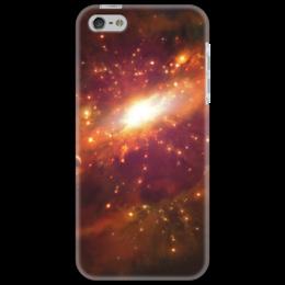 "Чехол для iPhone 5 ""Space"" - space, космос, вселенная, galaxy, thespaceway"