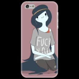 "Чехол для iPhone 5 ""Марселин"" - сериалы, мультфильмы, мульт, adventure time, время приключений, marceline, vampire, марселин, вампир, королева вампиров"