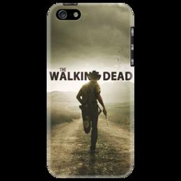 "Чехол для iPhone 5 ""The walking dead"" - зомби, ходячие мертвецы, the walking dead, amc"