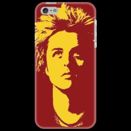 "Чехол для iPhone 5 ""Джо Амстронг Green Day"" - green day, джо амстронг, cолист"