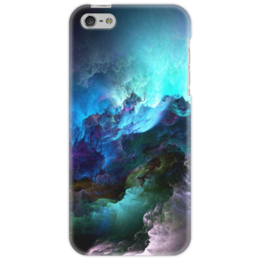 "Чехол для iPhone 5 ""Космос в тебе!"" - космос, наука, space, thespaceway, звезды"