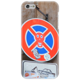 "Чехол для iPhone 5 ""Рим-АРТ"" - в подарок, rome"