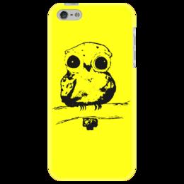 """Чехол для iPhone 5 """"Лесной житель"""" - дети, детское, ручная работа, детский рисунок, детская работа"""