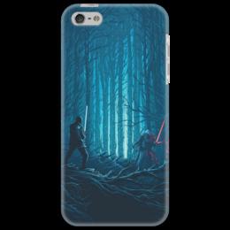 """Чехол для iPhone 5 """"Звездные войны"""" - звездные войны, фантастика, кино, дарт вейдер, star wars"""