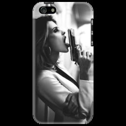 "Чехол для iPhone 5 ""The Classy Case #24"" - оригинально"