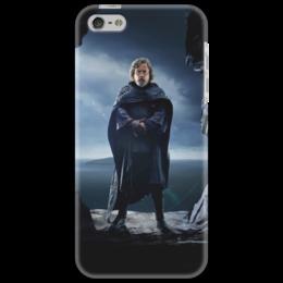 """Чехол для iPhone 5 """"Звездные войны - Люк Скайуокер"""" - фантастика, звездные войны, дарт вейдер, кино, star wars"""