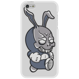 "Чехол для iPhone 5 ""Donnie Darko"" - заяц, конец света, кролик, донни дарко, джилленхол"