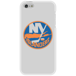 "Чехол для iPhone 5 ""New York Islanders"" - new york, хоккей, hockey, спортивная, nhl, нхл, islanders"