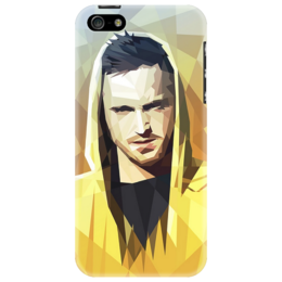 "Чехол для iPhone 5 "" Breaking Bad 3"" - во все тяжкие, pinkman, jesse, джесси пинкман"