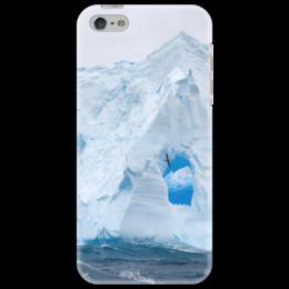 "Чехол для iPhone 5 ""i ice"" - iceberg"
