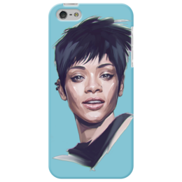"Чехол для iPhone 5 ""Rihanna"" - стиль, музыка, rihanna, рианна"