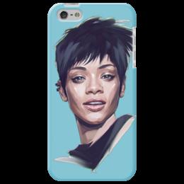 "Чехол для iPhone 5 ""Rihanna"" - музыка, стиль, rihanna, рианна"
