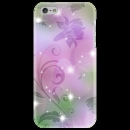 """Чехол для iPhone 5 """"Лилия"""" - цветок, лилия"""