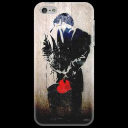 "Чехол для iPhone 5 ""Спрятанное сердце"" - сердце, heart"