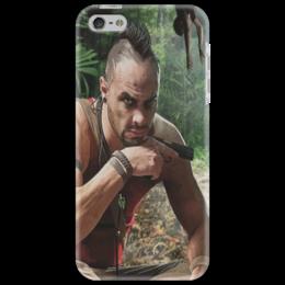 "Чехол для iPhone 5 ""FarCry3"" - пират, pirate, ваас монтенегро, vaas"