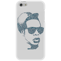 "Чехол для iPhone 5 ""Jay-Z"" - арт, rap, hip hop, хип-хоп, рэпер, hova, jay"