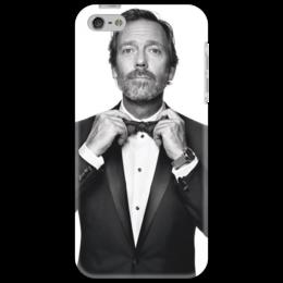 """Чехол для iPhone 5 """"House"""" - прикольные, в подарок, оригинально"""