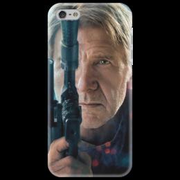 "Чехол для iPhone 5 ""Звездные войны - Хан Соло"" - звездные войны, фантастика, дарт вейдер, кино, star wars"