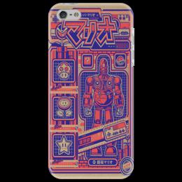 "Чехол для iPhone 5 ""Japanese Robot"" - robot, japan"