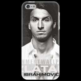 "Чехол для iPhone 5 ""Златан Ибрагимович"" - футбол, псж, ибрагимович, zlatan ibrahimovic, paris saint-germain"