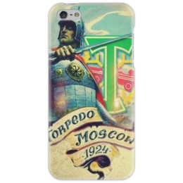 "Чехол для iPhone 5 ""Torpedo Moscow"" - оригинально"