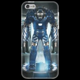 "Чехол для iPhone 5 ""Iron Man"" - арт, чехлы на iphone5"