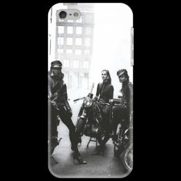 """Чехол для iPhone 5 """"The Classy Case #2"""" - арт, в подарок, оригинально"""