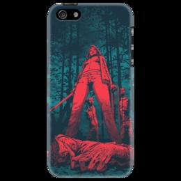 "Чехол для iPhone 5 """"The Walking Dead"""" - zombie, ходячие мертвецы, постапокалиптика, the walking dead"