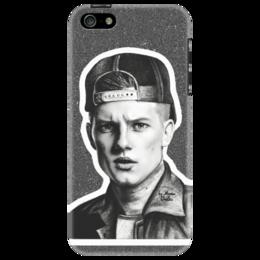 "Чехол для iPhone 5 ""Taras Shpilenko"" - model, модель, тарас шпиленко"